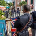 Remembrance Day Observed in St George's  Bermuda,November 7 2013-26