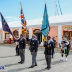 Remembrance Day Observed in St George's  Bermuda,November 7 2013-31
