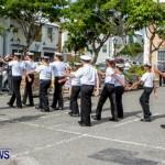 Remembrance Day Observed in St George's  Bermuda,November 7 2013-33