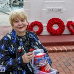 Remembrance Day Observed in St George's  Bermuda,November 7 2013-36