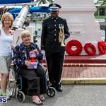 Remembrance Day Observed in St George's  Bermuda,November 7 2013-39
