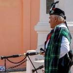 Remembrance Day Observed in St George's  Bermuda,November 7 2013-4