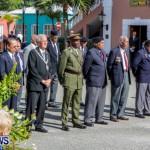 Remembrance Day Observed in St George's  Bermuda,November 7 2013-5