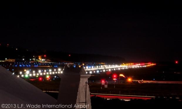 Runway 12 lighting 112113