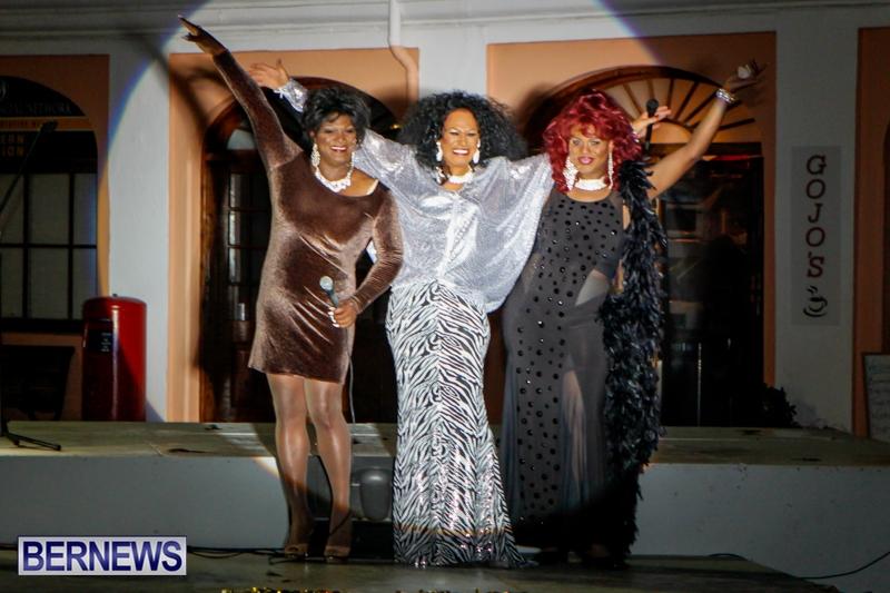 Sybil Barrington and Friends Bermuda, November 3 2013-2