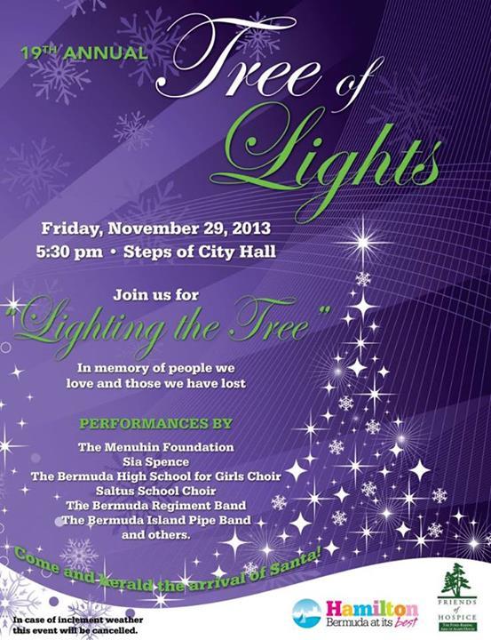 tree of light banner