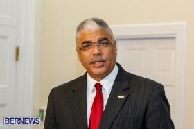 Bermuda Premier Craig Cannonier, December 11 2013-1