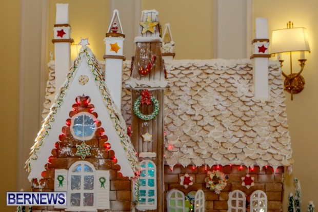 Ha,ilton Princess Gingerbread House Bermuda, December 14 2013-7