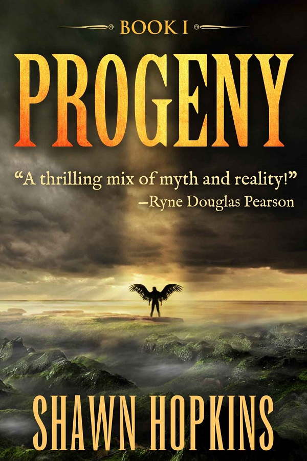 cover progeny book