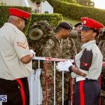 Bermuda Regiment Recruit Camp, January 12 2014-14