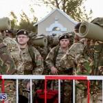Bermuda Regiment Recruit Camp, January 12 2014-15