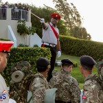 Bermuda Regiment Recruit Camp, January 12 2014-18