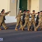 Bermuda Regiment Recruit Camp, January 12 2014-22