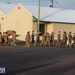 Bermuda Regiment Recruit Camp, January 12 2014-23