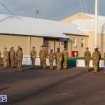 Bermuda Regiment Recruit Camp, January 12 2014-24
