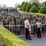 Bermuda Regiment Recruit Camp, January 12 2014-26