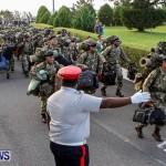 Bermuda Regiment Recruit Camp, January 12 2014-27