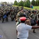 Bermuda Regiment Recruit Camp, January 12 2014-28
