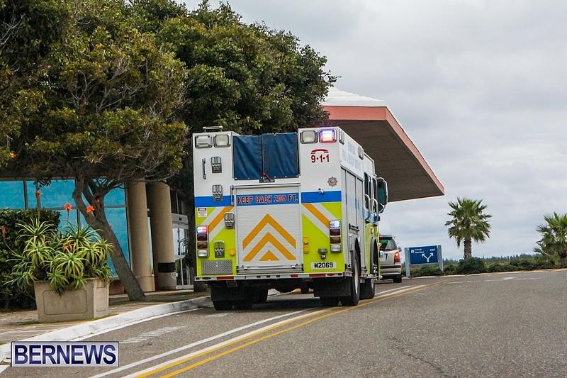 Fire Truck Airport Bermuda, January 9 2014-1
