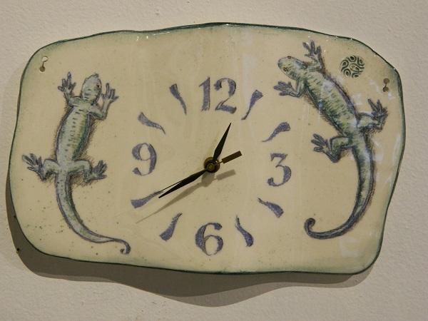 Lizard Helle Pukk Ceramic