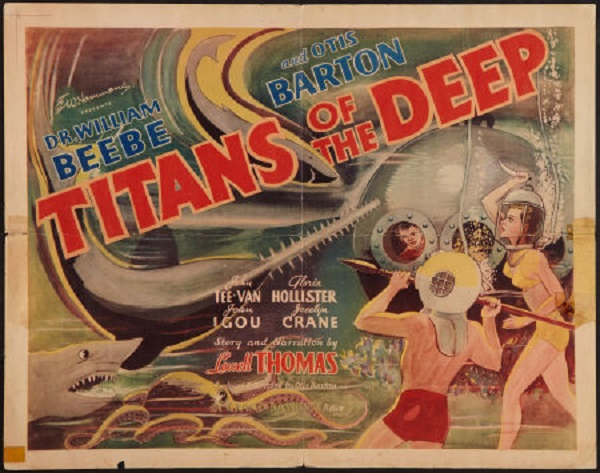 titans of deep movie poster 1938