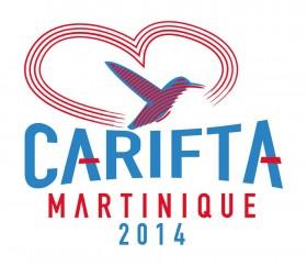 Carifta Games 2014 logo
