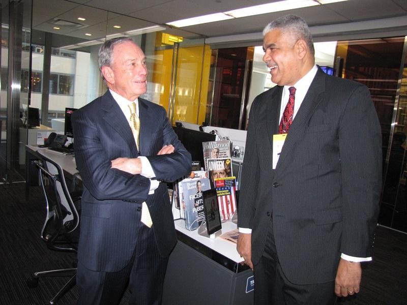Mr Bloomberg