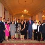 Philippine Embassy Team Visit