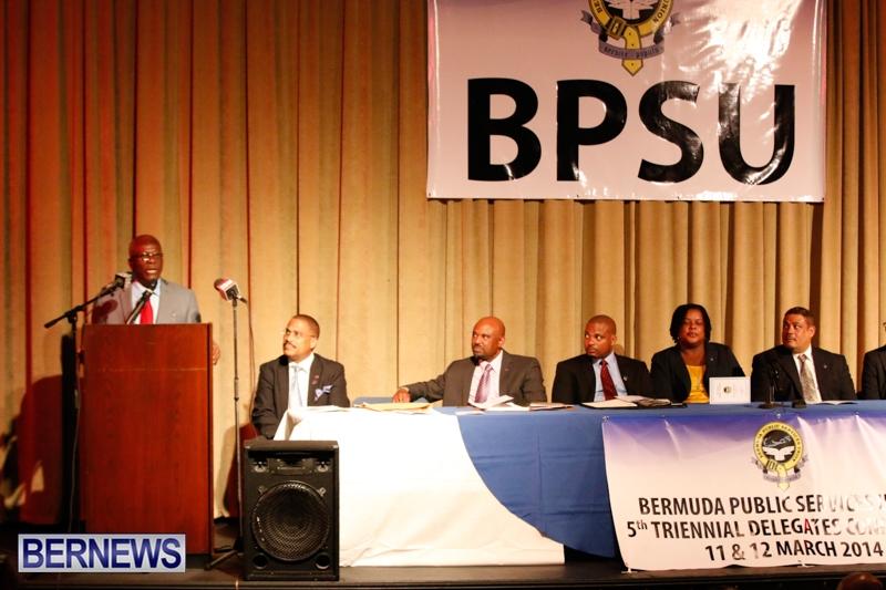 BPSU Conference Bermuda, March 11 2014-18