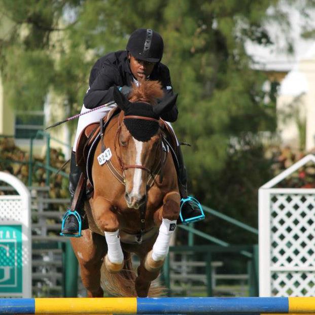 Bermuda equestrian Khaleb Tota (2)