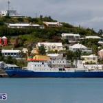 Danish research vessel Dana Bermuda, March 15 2014-2