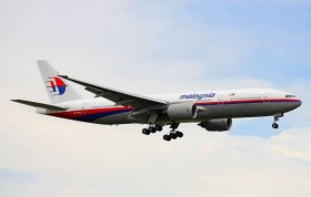 Malaysian Airlines Boeing 777-200 9M-MRO