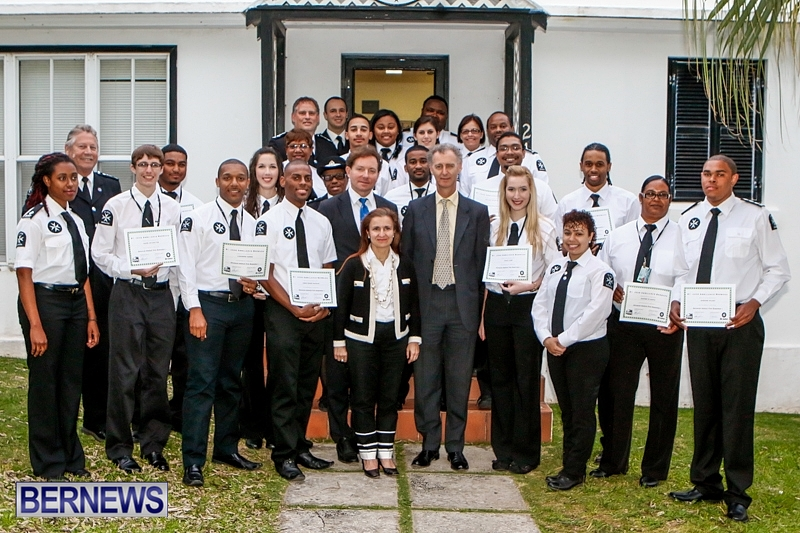 St John Ambulance Awards Graduation Ceremony Bermuda, March 27 2014-29