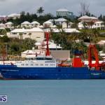 Walther Herwig III Bermuda, March 15 2014-1