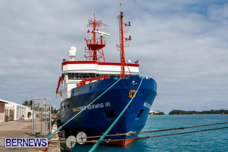 Walther Herwig III Bermuda, March 15 2014-5