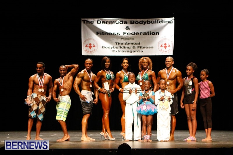 Bermuda Bodybuilding and Fitness Extravaganza, April 12 2014-1