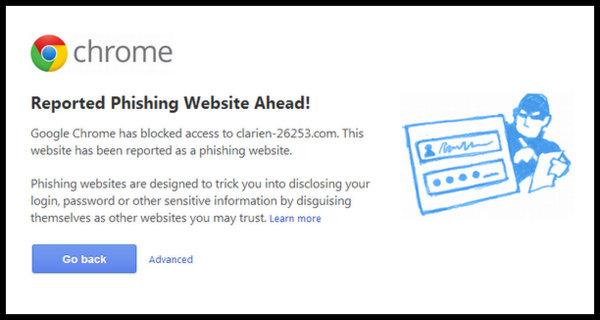 Clarien Bank spamming attempt 2014 (2)