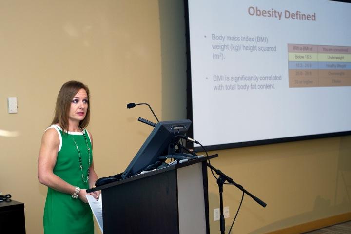 Dr. Dubost Public Health Week