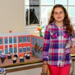 Northlands Primary School Easter Egg Drop Kites Eggs Competition Bermuda, April 17 2014-15