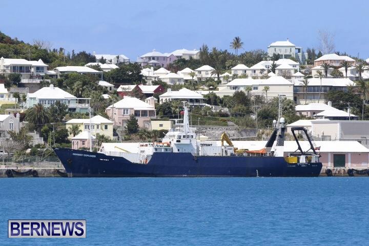Odyssey Explorer in St George's Bermuda, April 11 2014 (2)