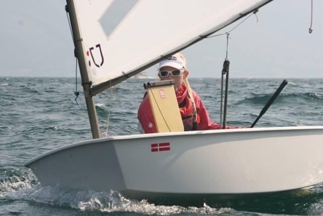 Optimist Sailors in Europe (2)