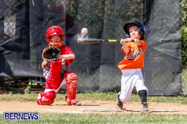 Youth Baseball Bermuda, April 19 2014-57