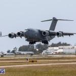 Royal Air Force C17 Emergency Plane Landing Bermuda, May 11 2014-11