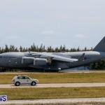 Royal Air Force C17 Emergency Plane Landing Bermuda, May 11 2014-16