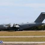 Royal Air Force C17 Emergency Plane Landing Bermuda, May 11 2014-17