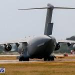 Royal Air Force C17 Emergency Plane Landing Bermuda, May 11 2014-25