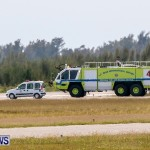 Royal Air Force C17 Emergency Plane Landing Bermuda, May 11 2014-27