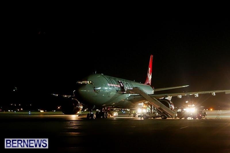 Virgin Atlantic Airlines Bermuda Airport, May 16 2014-4
