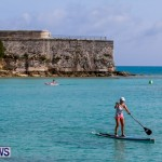 Paddle Board Races at Fort St Catherine Beach Bermuda, June 22 2014-26