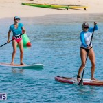 Paddleboarding at Fort St Catherine Beach Bermuda, June 21 2014-4